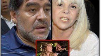 Maradona explicó por qué no vino al casamiento de su hija: Fijate donde vive Dalma ahora; preguntale a la madre cuánto puso