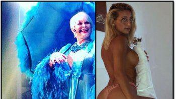 Carmen Barbieri quiere a Sol Pérez para que sea su vedette en la calle Corrientes