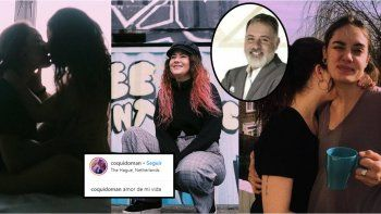 Doman habló de la sexualidad de su hija: La veo feliz con su novia