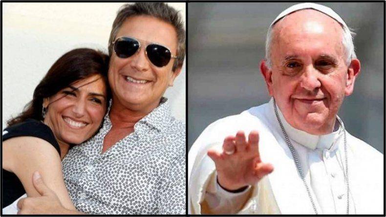 Nito Artaza y Cecilia Milone rumbo a Europa: Luna de miel en Barcelona y visita en Roma al Papa Francisco