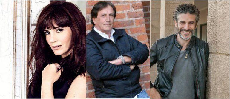Morir de amor, la serie que Griselda Siciliani y Leonardo Sbaraglia harán producida por Quique Estevanez