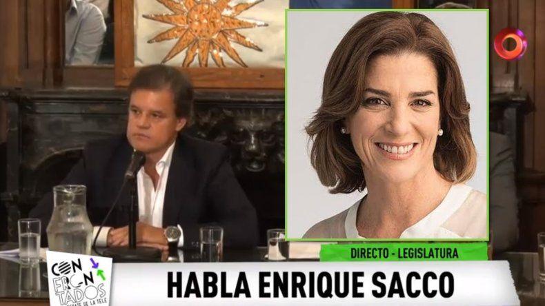 Enrique Sacco, pareja de Débora Pérez Volpin: La respuesta que tuvimos es no sabemos que pasó