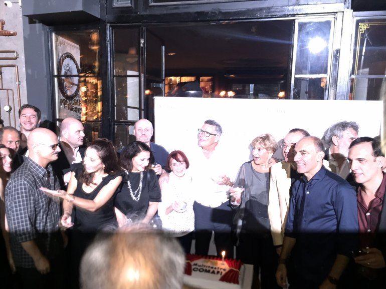 Carlos Rottemberg celebró los 17 años del Multiteatro Comafi y contó sobre el nuevo MultiTabaris Comafi