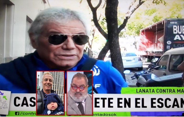 Casella se mete en la polémica Lanata-Marley: Lo de Jorge es falta de sexo en la adolescencia