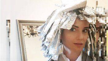 griselda siciliani cambio su pelo para componer a helena en morir de amor