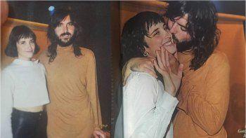 Flor Torrente cantó con su novio y lo presentó en sociedad diciéndole preciosito