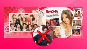 Otro efecto del escándalo Calu: Darthés no aparece en el álbum de figuritas de Simona