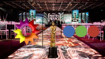 Telefe quiere diferenciarse de El Trece y muda la fiesta del Martín Fierro: detalles exclusivos