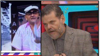 Casero se metió con los uruguayos y en un programa de tv le dijeron: Gordo globo