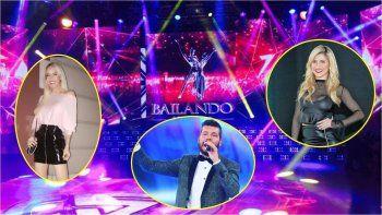 Adelantan el Bailando 2018: Laurita al jurado