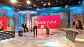 El Diario de Mariana lanzó su nueva temporada y renovó escenografía