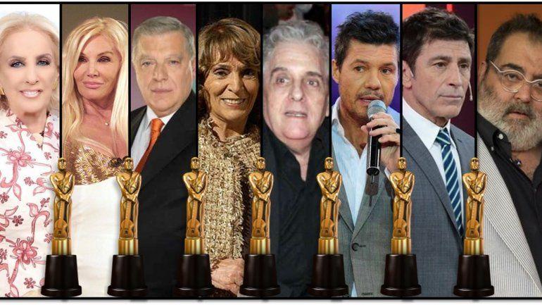 El público elegirá el Martín Fierro de la gente entre los 8 ganadores del Oro