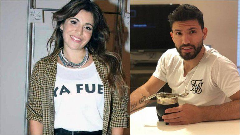 Después de la supuesta reconciliación, hablaron Gianinna Maradona y el Kun Agüero