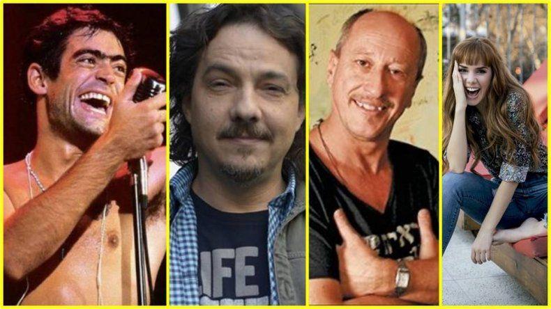 Fernán Mirás, Julieta Nair Calvo y Daniel Aráoz se suman a la película de El Potro Rodrigo