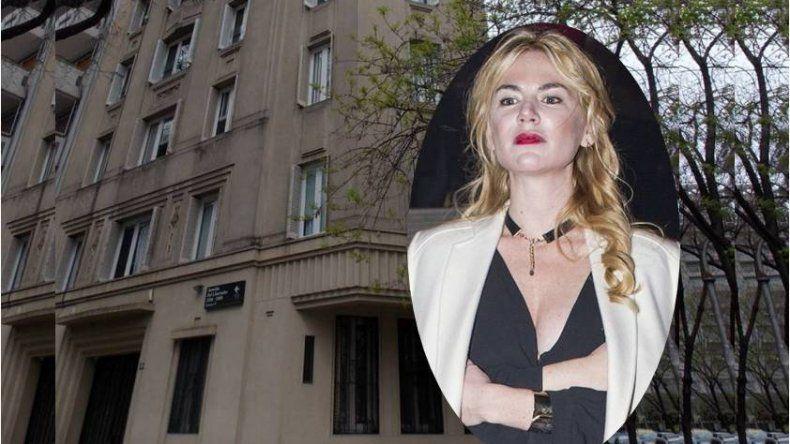 Más problemas para Esmeralda Mitre, ahora los vecinos la quieren rajar del edificio