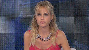 La palabra de Mariana Fabbiani: No sé cuándo vuelvo...