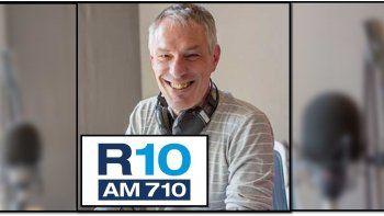 Echaron a Zlotowiazgda de Radio 10 para poner al Negro Oro