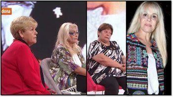 Claudia lleva a juicio a las hermanas de Maradona; Dalma y Gianinna les dicen pestes en las redes