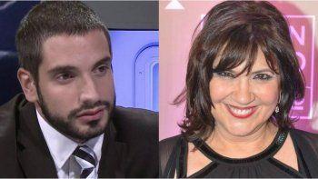 Vernaci se metió en el tema Juan Cruz Sanz: Si en la tele van a echar a todos los que se drogan