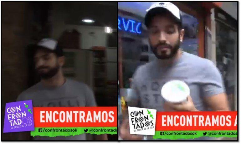 Por primera vez apareció Juan Cruz Sanz después del escándalo: Estoy muerto en vida