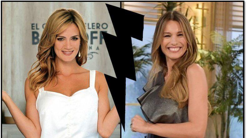¿Hay una guerra fría entre Paula Chávez y Pampita?: ¿quien es la nueva mimada de Telefe?