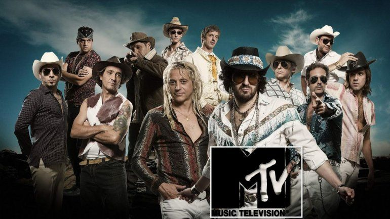 Los auténticos decadentes harán en primer Unplugged para MTV en Argentina, después de años de no hacerse acá