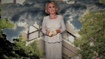 El exilio de Mirtha Legrand