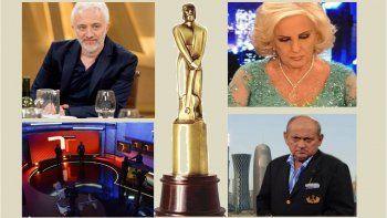 Polémicas y enojos con los premios: Andy