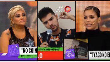 Escándalo con la Bomba Tucumana y el hijo con Rocío Robles