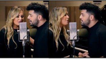 Amar; la canción de Karina La Princesita para el nuevo espectáculo de Flavio