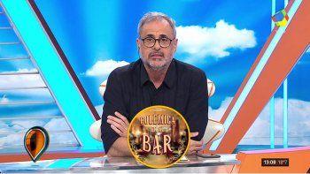 Jorge Rial tentado para regresar a la mesa de Polémica en el bar