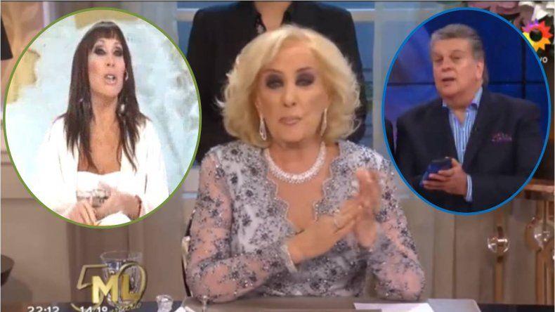 Mirtha habló de la polémica de los Martín Fierro y le contestó a Ventura y a Moria: No mendigo premios