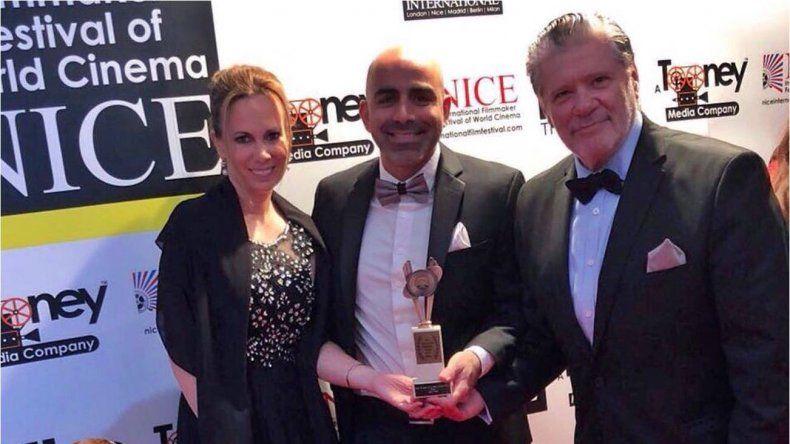 Hope, el documental producido por Natalia Denegri, fue premiado en el Festival Internacional de Niza