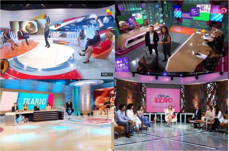 Según un informe, hay 154 panelistas en TV: ¿Cuánto ganan, en qué programas están y qué canal tiene la mayor cantidad?