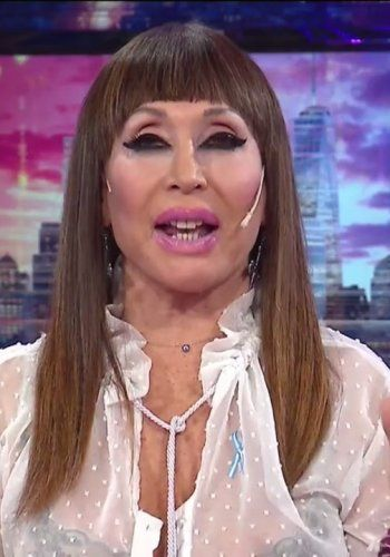 Moria habló de su polémica salida del jurado: Creo que Tinelli no me quiere tanto