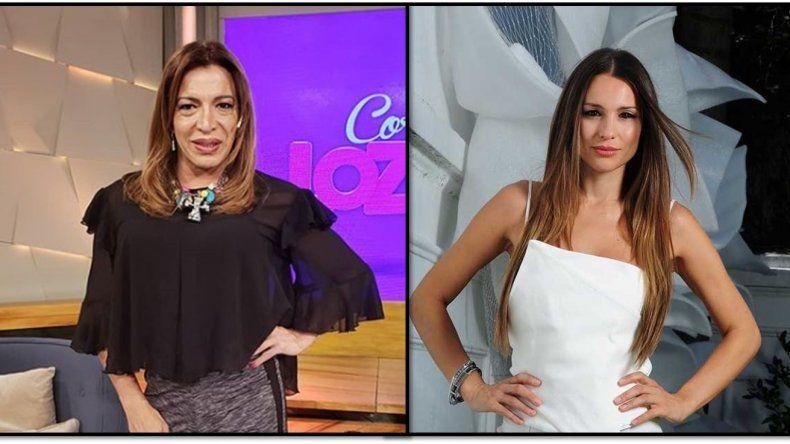 Lizy Tagliani, otra que apuntó contra Pampita online: No son buenas anfitrionas