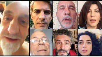 Juan Acosta contra los actores que convocan a la marcha contra el FMI