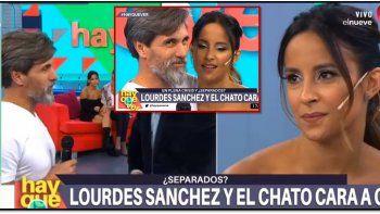 Lourdez Sánchez se reconcilió con el Chato Prada pero él no le pidió perdón: ¿qué le hizo?