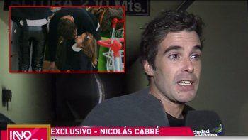 Crease o no: Cabré habló sobre la foto de Vicuña besando a su hija