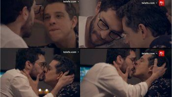 100 días para enamorarse: primer beso gay y la reacción de las redes