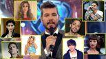 Tinelli dio los nombres de los famosos a los que quiere convencer para que estén en el Bailando 2018