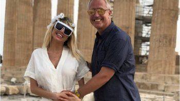 Vicky Xipolitakis anunció en tele que iba a ser madre