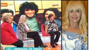 Las hermanas de Maradona directo a juicio con Claudia Villafañe: no irán a la mediación