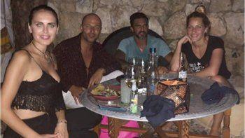 Extraño cuarteto en México: Silvina Luna