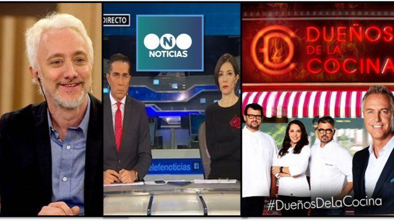 A horas de la entrega, ya se habla de filtraciones en APTRA : Telefe Noticias, Dueños de la cocina y PH ganadores