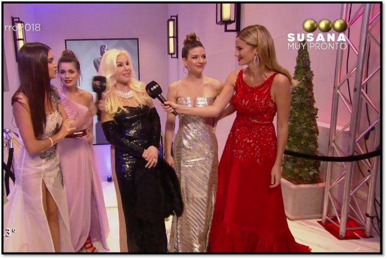 Todos los look  de la noche más importante de la televisión argentina