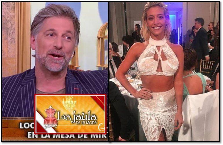 Horacio Cabak dijo que el vestido de Sol Pérez era de albergue transitorio, y la joven respondió: Asco vos y tu programa