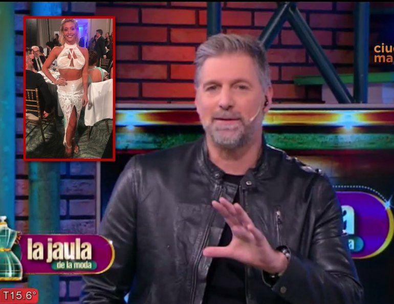 Cabak le pidió disculpas a Sol Pérez: fue un comentario sobre su ropa, desafortunado
