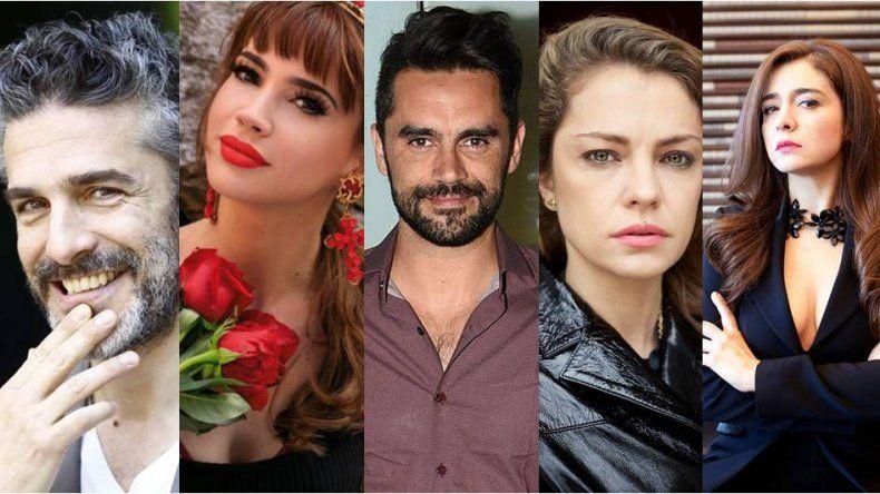 Otros pecados, la ficción de Pol-ka con Sbaraglia, Cid, Heredia, Fonzi y Érica Rivas