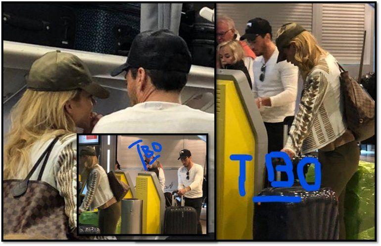 Después de Viciconte y Cubero, ahora Nicole y su novio, Matías Tasín, se van de Luna de miel a Miami
